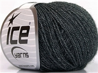 7602 Silk Merino - Dark Grey