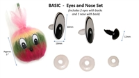 BASIC  -  Eyes and Nose Set