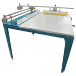 AWT Accu-Glide Vacuum Table - 15x25