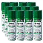 AlbaChem Premium Flash Adhesive - 12 Pack