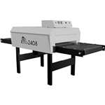 "BBC Forced Air 24"" x 8' Conveyor Dryer - 7,250 Watts"
