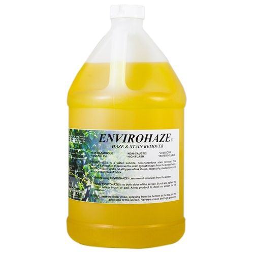 CCI EnviroHaze Biodegradable Haze Remover - Gallon