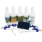 CCI EnviroLine Green Chemical Starter Kit - Quarts
