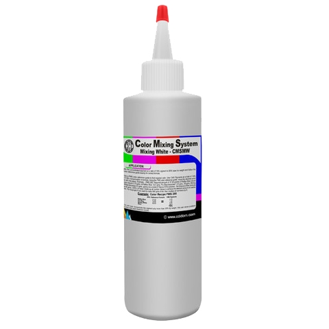CCI CMS Pigment Concentrate - Mixing White 8 oz
