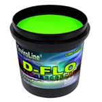 CCI D-Flo Fluorescent Discharge Ink - Lime Green