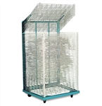 "AWT ""Rack-It"" Drying Rack - 40 Shelf"