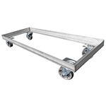 CCI DST-1 Stainless Steel Caster Cart