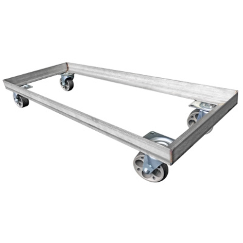 CCI DST-2 Stainless Steel Caster Cart