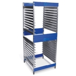 CCI Full Rack Screen Rack Cart