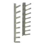 8 Squeegee Rack / Holder - Table or Wall Mount