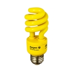 Energy Saving Light Safe Yellow Bulb