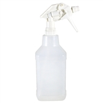 Empty Quart Bottle W/ Sprayer