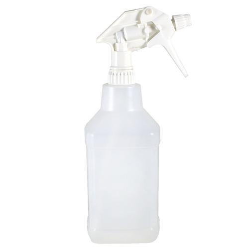 Empty Quart Bottle W Sprayer