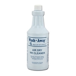 Franmar Wash Away Non-Textile Ink Cleaner - QUART