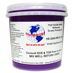 Allureglow Violet HSA Water Based Reflective Ink