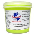 Allureglow Yellow HSA Water Based Reflective Ink