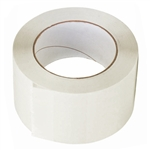 "White Economy Screen Tape - 3"" x 110 Yards"