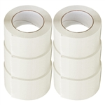 "White Economy Screen Tape - 3"" x 110 Yard"