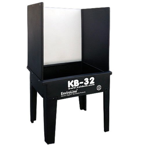 KB-32 Eco Washout Booth