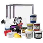 The Ultimate Plastisol Printing Supply Kit