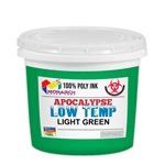 Monarch Low Temp Poly/Poly Blend Plastisol Ink - Light Green