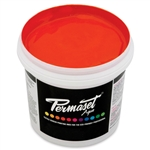Permaset Aqua Standard Ink - Orange R - 1L
