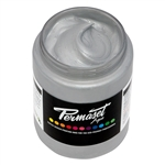 Permaset Aqua Standard Ink - Bright Silver - 300ml