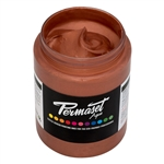 Permaset Aqua Standard Ink - Copper - 300ml