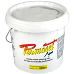 Permaset Aqua Supercover Ink - White - 4L