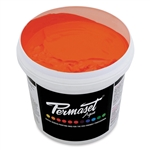 Permaset Aqua Supercover Ink - Orange R - 1L