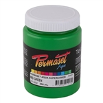 Permaset Aqua Supercover Ink - Mid Green - 300ml