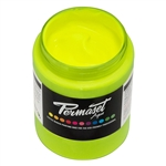 Permaset Aqua Standard Ink - Glow Yellow - 300ml