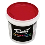 Permaset Aqua Supercover Ink - Bright Red - 1L