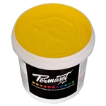 Permaset Aqua Standard Ink - Process Yellow - 1L