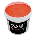 Permaset Aqua Supercover Ink - Glow Orange - 1L