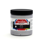 Speedball Acrylic Ink - Silver - 8 oz.