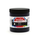 Speedball Acrylic Ink - Dark Blue