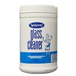 "Sprayway ""World's Best"" Glass Cleaner Wipes"