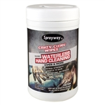 Sprayway Crazy Clean Ink Wipes