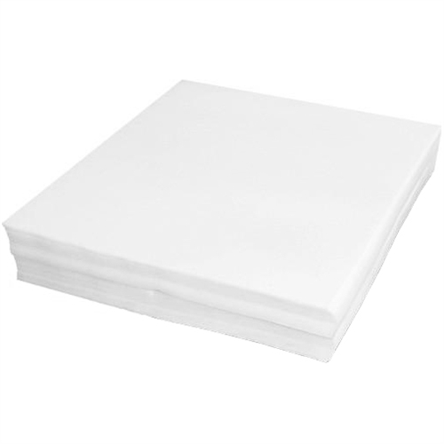 Test Print Pellon Squares - White -  100 Pack