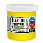 Triangle Plastisol Ink - Process Yellow