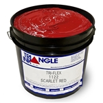 Triangle Ink - Scarlet Red
