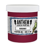 Triangle Screen Printing Ink - Burgundy