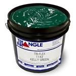 Triangle Ink - Kelly Green