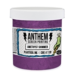 Triangle Screen Printing Ink - Amethyst Purple Shimmer