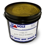 Triangle Ink - Gold Shimmer