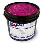Triangle Ink - Fuschia