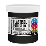 Triangle Plastisol Ink - Process Black