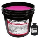TX-D Emulsion for Water Based, Plastisol and Discharge Ink - Gallon