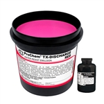 TX-D Emulsion for Water Based, Plastisol and Discharge Ink - QUART